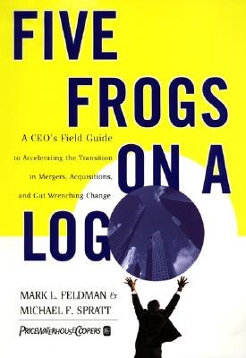 Five Frogs on a Log By Feldman, Mark L./ Spratt, Michael Frederick